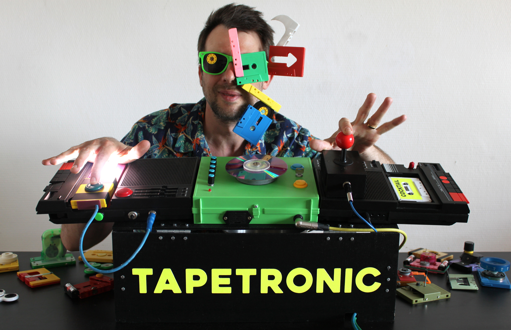 TAPETRONIC PHOTO COM 2018