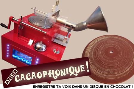 cacaophonique machine promo - copie copie